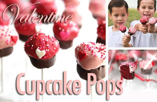 Cupcake Pops Recipe