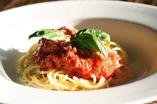 30 minute spaghetti