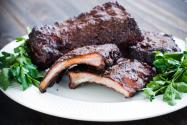 BBQ Pitmaster Chef Paul's Sweet & Smoky Ribs