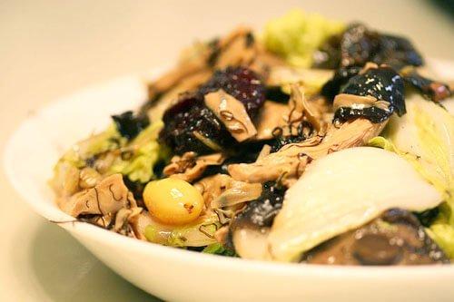Tsai Chinese Vegetarian Dish