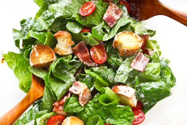 BLT Salad Recipe