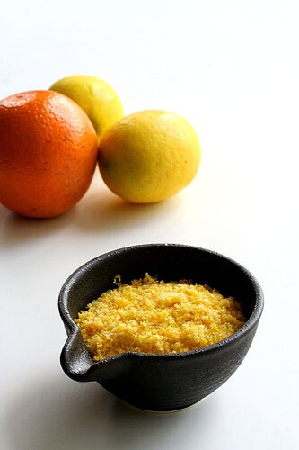 flavored salts that s sichuan peppercorn salt citrus salt and