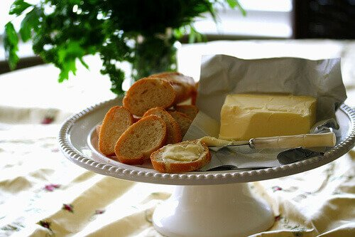 Danish Bread and Butter