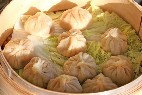 Xiao Long Bao – Steamed Shanghai Soup Dumplings