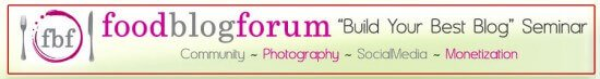 Food Blog Forum Seminar LA