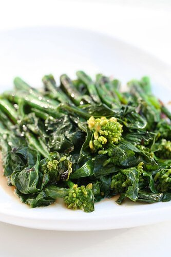 ... to find kale thread gai lan is chinese broccoli similar to broccolini
