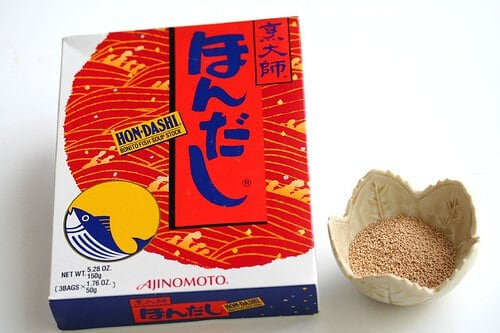 Dashi for Miso Ramen Recipe