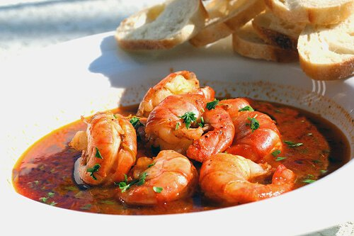 Killer Cajun Shrimp