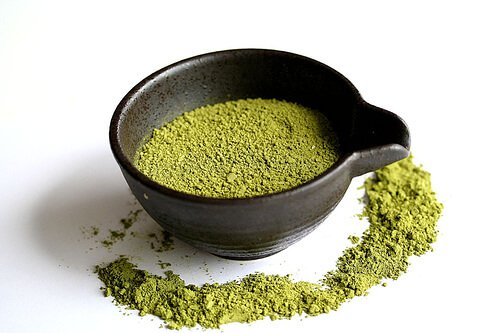 Matcha Finishing Salt