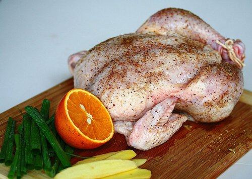 Szechuan Peppercorn Roasted Chicken