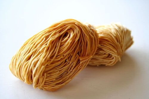 Yellow Noodles