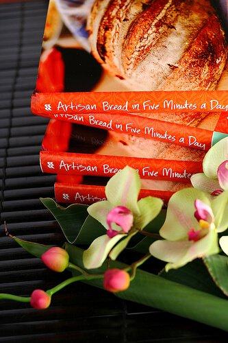 Artisan Bread in Five Minutes Cookbook