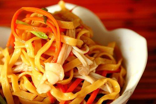 15 Minute Asian Noodles