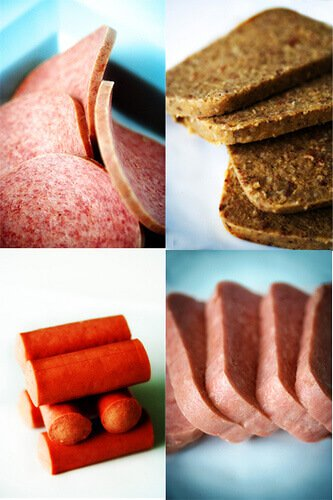 Meat Fried Rice - Four Ways
