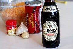Aged Cheddar & Guinness Fondue - Steamy Kitchen Recipes