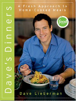 Cookbook by Dave Lieberman