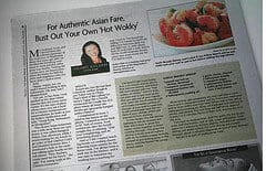 Tampa Bay Food Column