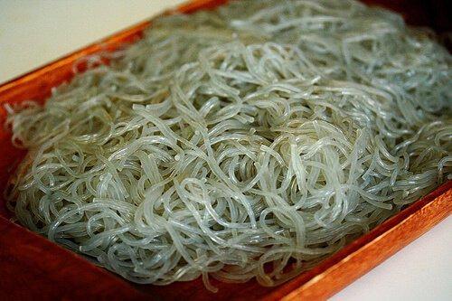 Korean Glass Noodles