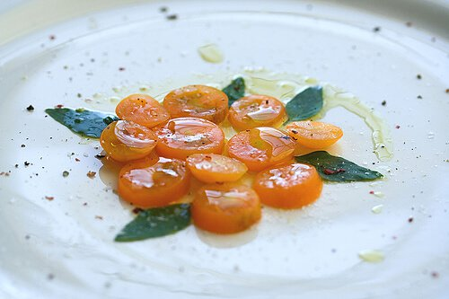Tomato Harvest on Christmas Eve