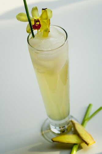 Lemongrass Ginger Ale