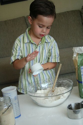 Add Salt for the No Knead Bread Recipe