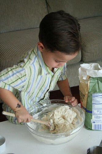 No Knead Bread Recipe by Chef Andrew