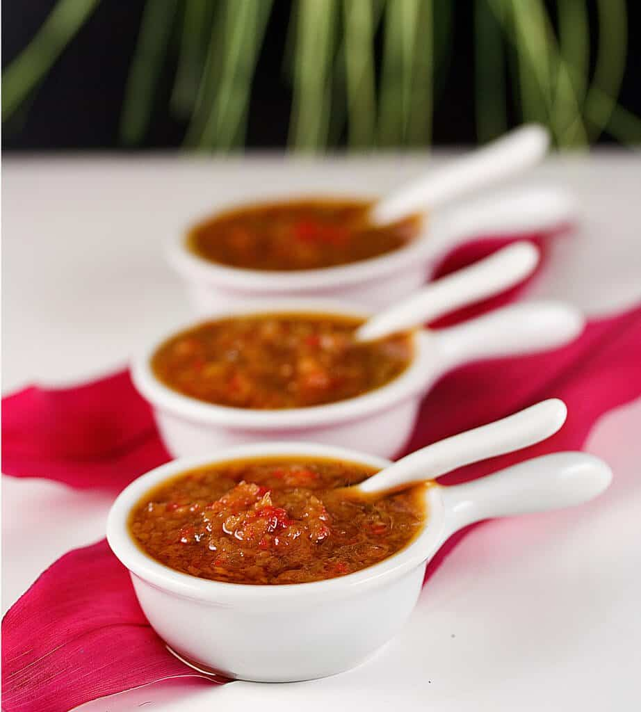 Sweet Chili Sambal