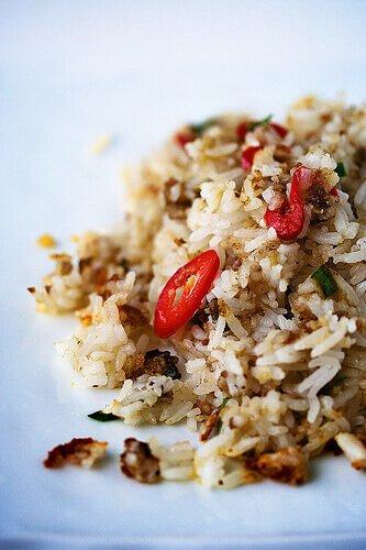 Scrapple Fried Rice