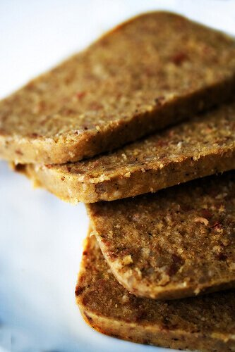 Hello world, meet Scrapple, a product that when fried with nothing ...