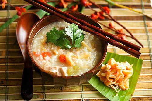 Turkey congee Recipe