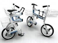 Bicycle-Folds-Into-A-Shopping-Cart-1