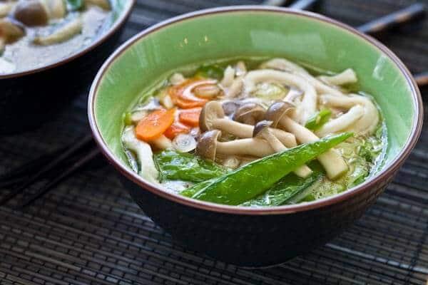udon 15 minute tom yum noodle soup 15 minute udon miso noodle udon ...