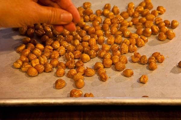 Add Salt Crispy Roasted Chickpeas Recipe