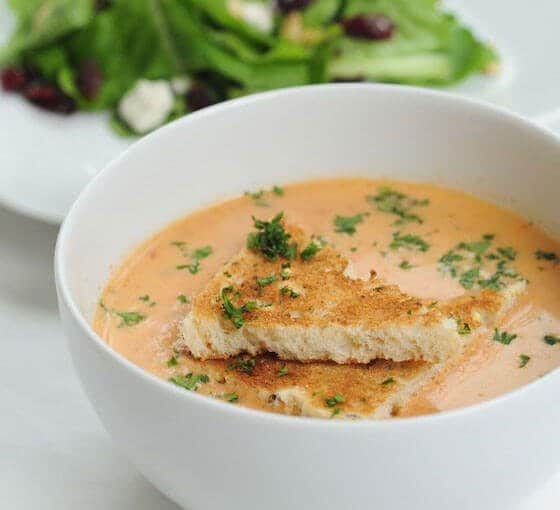 Tomato Bisque - Steamy Kitchen Recipes