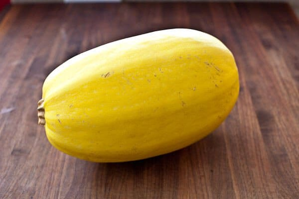Spaghetti Squash Recipe with Garlic and Butter