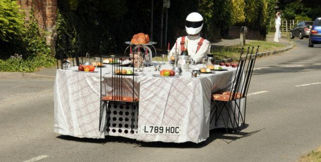 dinner-car