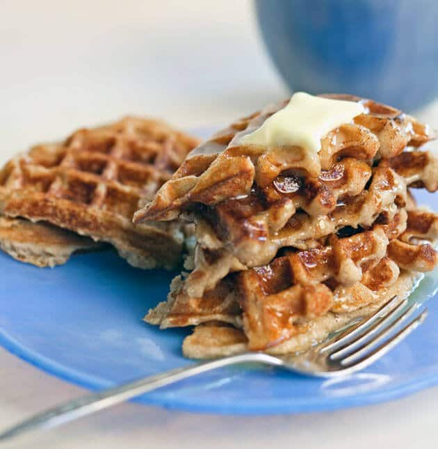 Gluten Free Multigrain Waffles recipe by my good friends, Shauna ...