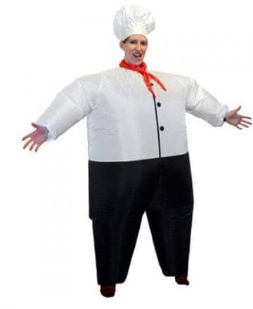 inflatable-chef