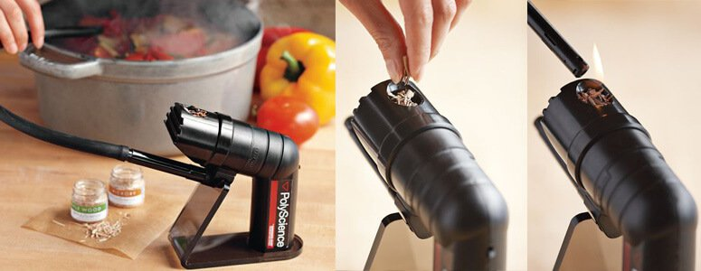 Handheld Smoker Steamy Kitchen Recipes