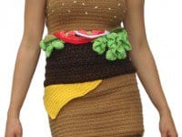 hamburger-dress