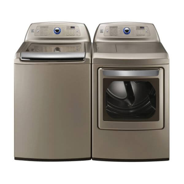 Sears has the best selection of Top Load Washers in stock. Get the Top Load Washers you want from the brands you love today at Sears. See price in cart $ $ Kenmore Elite cu. ft. Smart Top Load Washer w/Accela Wash® - Metallic ENERGY STAR Certified.