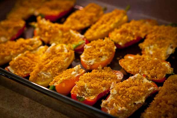 Baked Jalapeno Bacon Poppers - Steamy Kitchen Recipes