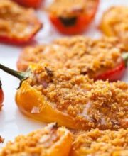 Baked Jalapeno Bacon Poppers Recipe