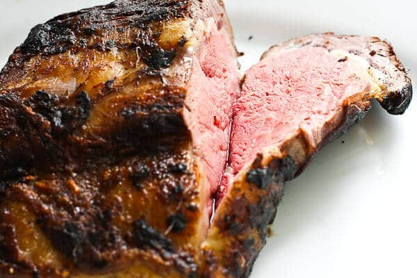 Prime Rib Recipe - Dry age the roast
