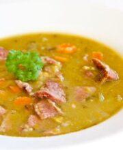 pressure cooker split pea ham soup recipe