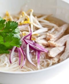 Vietnamese Slow Cooker Chicken Pho Ga Recipe