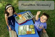 Giveaway: PlanetBox Lunch Boxes