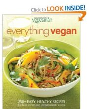 vegetarian-times-everything-vegan cookbook