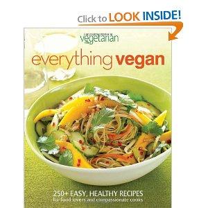vegetarian-times-everything-vegan cookbook
