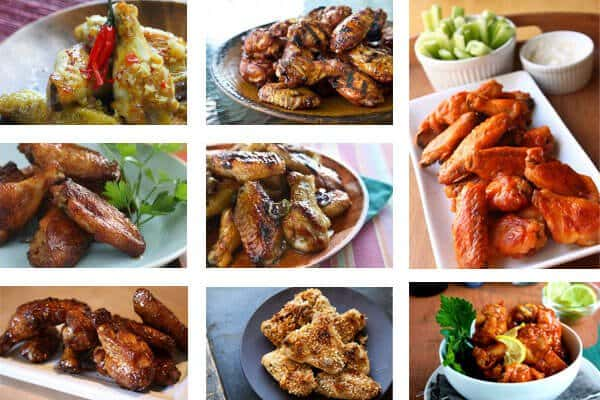 Chicken Wing Recipes For Super Bowl